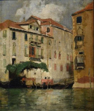 A View in Venice (1880)