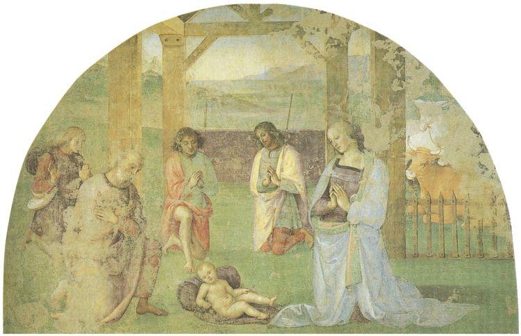 Adoration (Perugino)