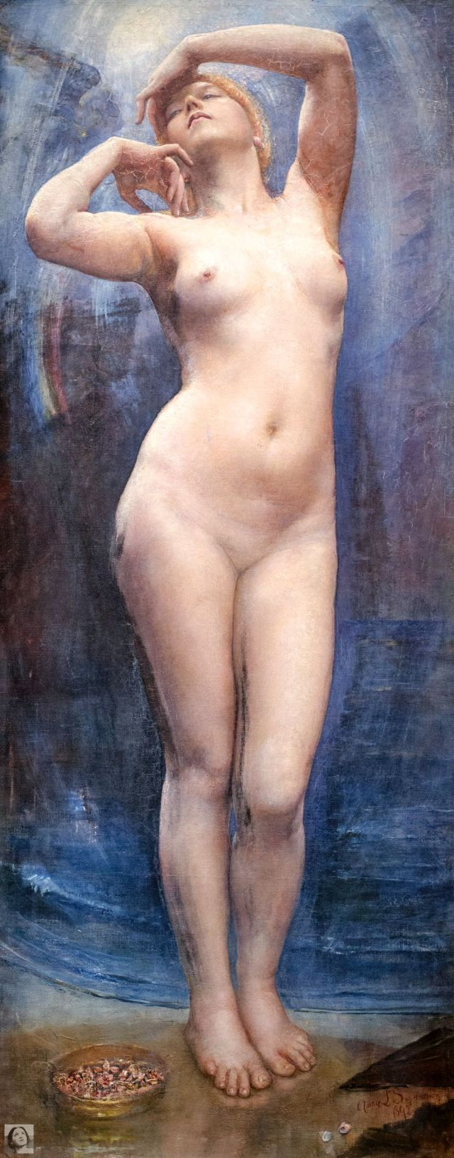 Mater Triumphalis, Annie Swynnerton, 1892