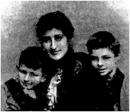 mrs wynford phillips and sons (photo in the woman's signal, 20 may 1897)