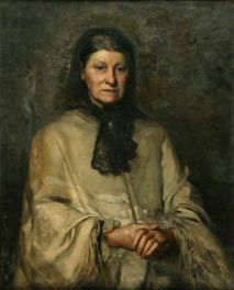 Dacre, Susan Isabel, 1844-1933; The Artist's Mother