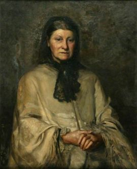 Dacre, Susan Isabel, 1844-1933; The Artist's Mother