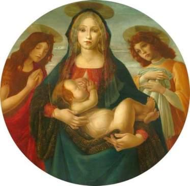 Herringham, Christiana Jane, 1852-1929; Virgin and Child