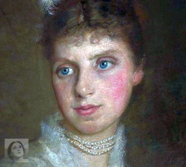 Idris - lady-white-face