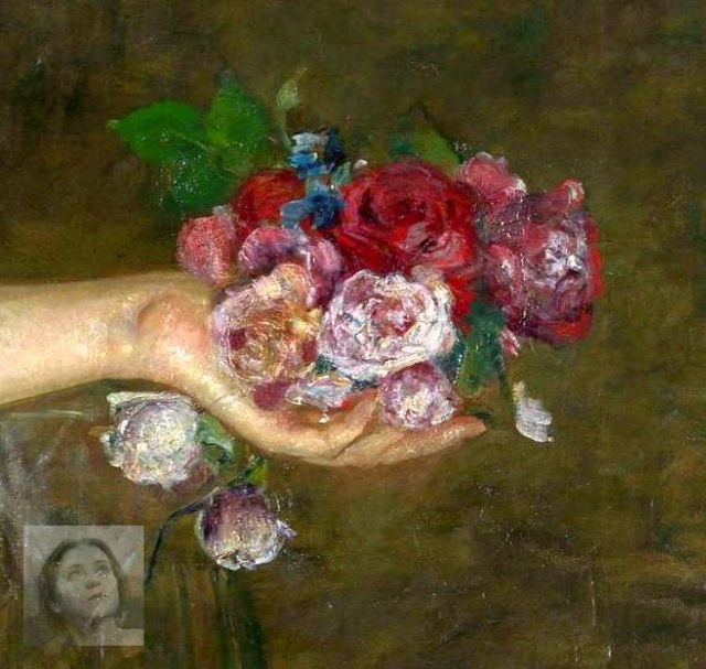 Idris - lady-white-roses