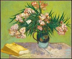Van-Gogh-Oleanders-1888