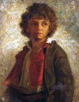 Italian boy (attributed)