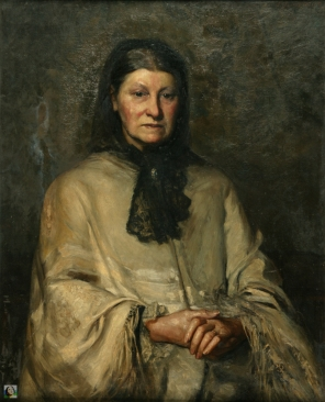 The Artist's Mother (1880-8)