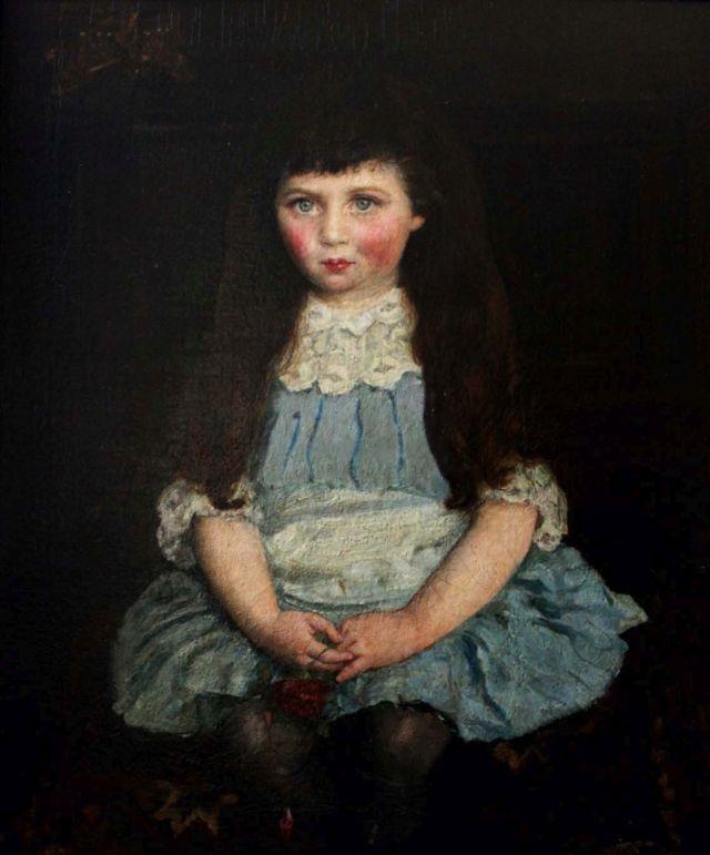 1901 Annie - Lilie