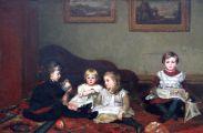 interior-with-four-children-T