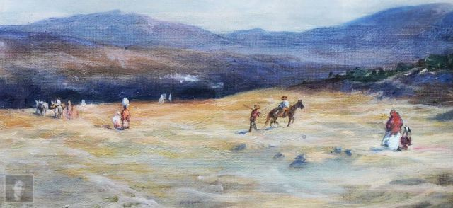 landscape-figures-donkeys-detail-WM