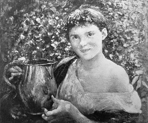1929 The Cup-Bearer