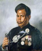 Frederick Swynnerton - 1890 Jemadar Jangia Thapa, 5th Gurkha Regiment