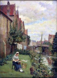 Frederick Swynnerton - Bruges