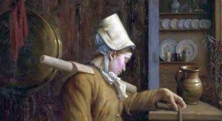 Frederick Swynnerton - The Milkmaid